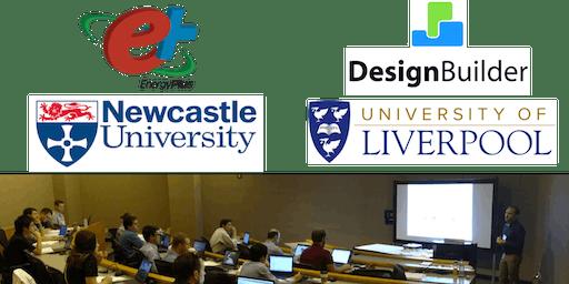 EnergyPlus & DesignBuilder (Newcastle Univ. & Univ. of Liverpool)
