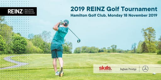 REINZ Auckland | Waikato | Bay of Plenty & Taupo Golf Tournament