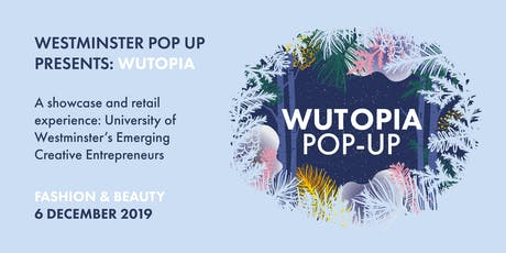 Westminster POP UP - Fashion & Beauty tickets