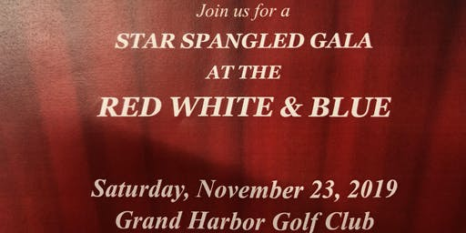 Star Spangled Gala at the Red, White & Blue