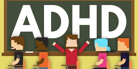 Understanding ADHD: parent and professional training tickets