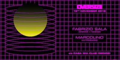 OVERSIZE_w_Fabrizio Sala & Marcolino