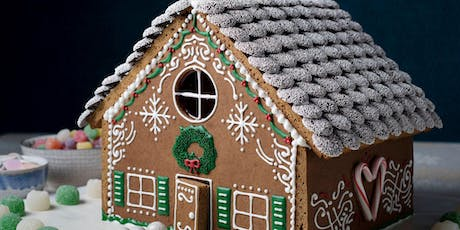 Parent and Child Gingerbread House Decorating tickets