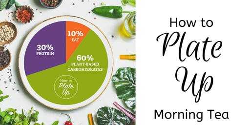 How to Plate Up Morning Tea