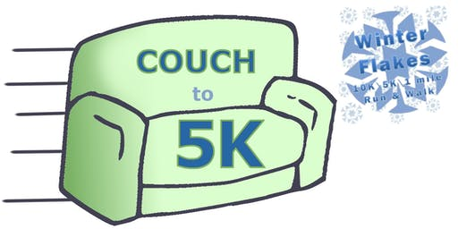 Winter Flakes Couch to 5K