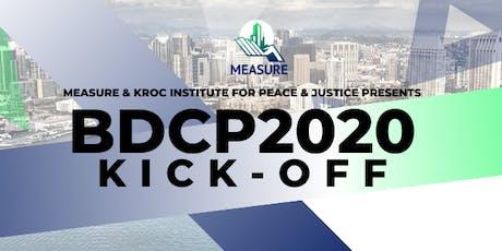 BDCP 2020 San Diego Kick-Off Mixer tickets