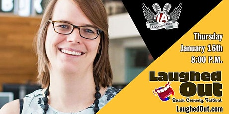 Laughed Out Queer Comedy Festival presents Carina Magyar tickets