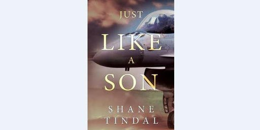 "Author Talk - Shane Tindal ""Just like a Son"" (Ages 16+) (Woden Library)"