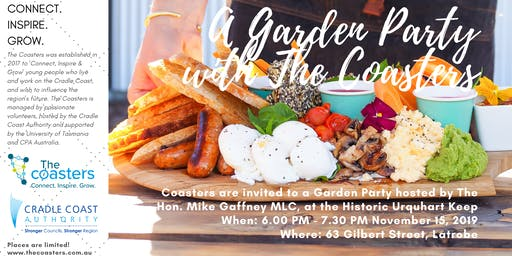 A Garden Party with The Coasters