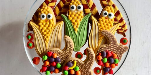 Besties Give Thanks Cookie Decorating Workshop for Adults