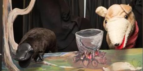 Wombat Stew storytime and puppet show tickets
