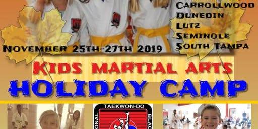 Thanksgiving Holiday Camp