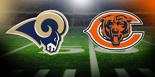 Bears vs Rams Viewing Party with former Chicago Bear Desmond Clark