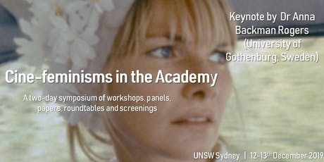 Cine-feminisms in the Academy Symposium tickets