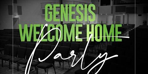 Genesis Welcome Home Service