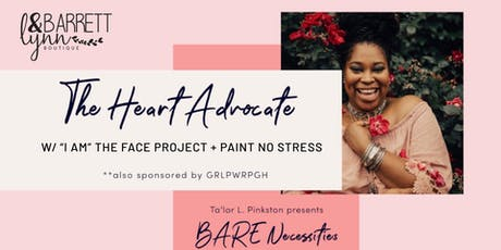 BARE Necessities: Body Art Therapy Photo Workshop  tickets