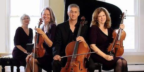 Northern Third Piano Quartet tickets
