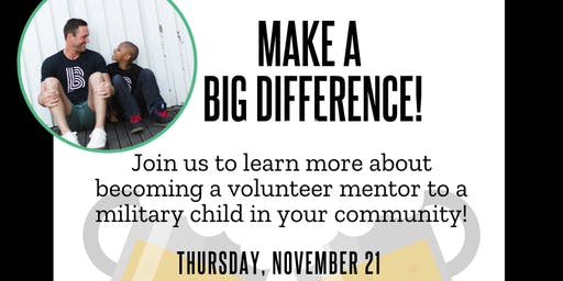 BBBS of San Diego: Operation Bigs Volunteer Info Session