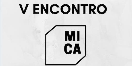 V Encontro MICA Arquitetura