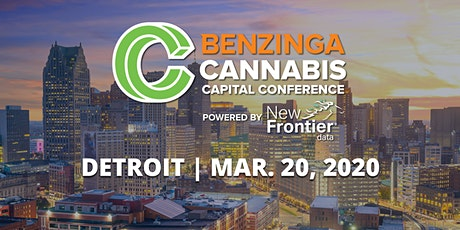 Detroit Cannabis Capital Conference tickets