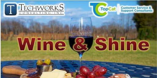 Wine & Shine - Delivering Phenomenal Customer Experience!