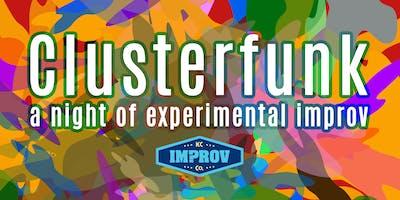 Clusterfunk: A Night of Experimental Improv