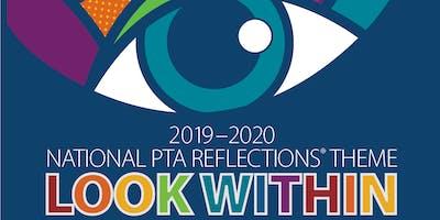North Fulton Council PTA Reflections Exhibit