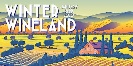 Winter WINEland 2020, Sonoma County 28th Annual tickets