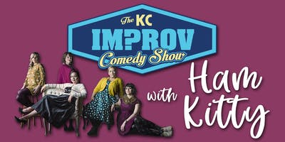 The KC Improv Comedy Show w/ Ham Kitty