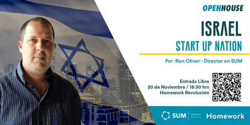 Israel  - Start Up Nation