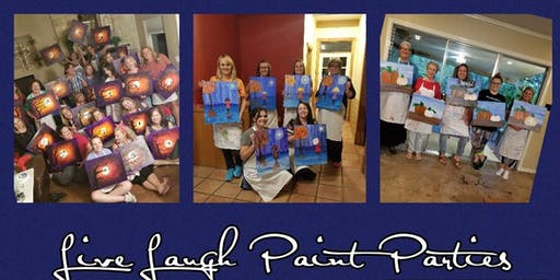 Live Laugh Paint Parties - Tyler Welch & Brookshire Brothers