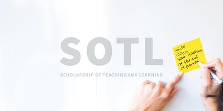 Scholarship of Teaching and Learning (SOTL) Institute tickets