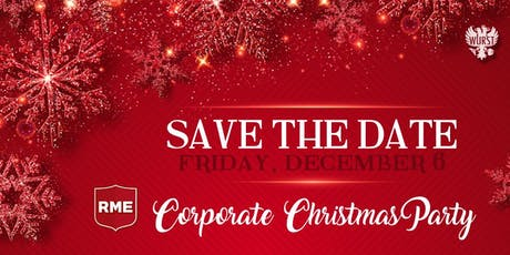 RME's 2019 Corporate Christmas Party tickets
