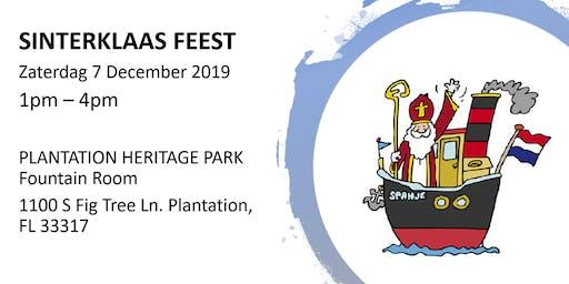 N.A.S.F. Sinterklaasfeest 2019