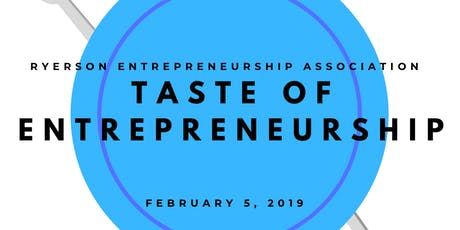 Taste of Entrepreneurship tickets