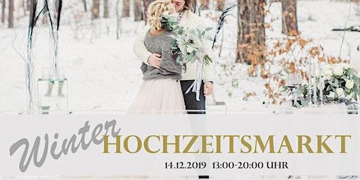 Winter- Hochzeitsmarkt