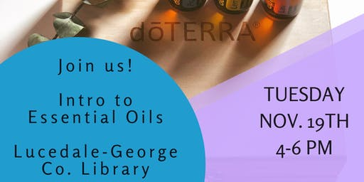 Welcome to dōTERRA Essential Oils Make and Take