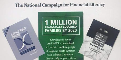 PERSONAL FINANCE LITERACY- WORKSHOPS FOR FINANCIAL SUCCESS -  BATON ROUGE tickets