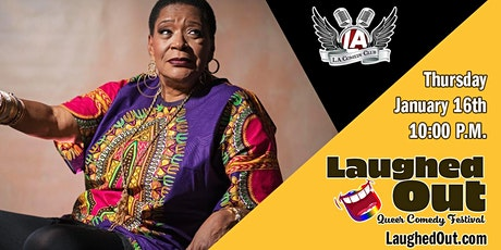 Laughed Out Queer Comedy Festival presents Marsha Warfield tickets