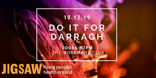 Do It For Darragh // Live Music Event