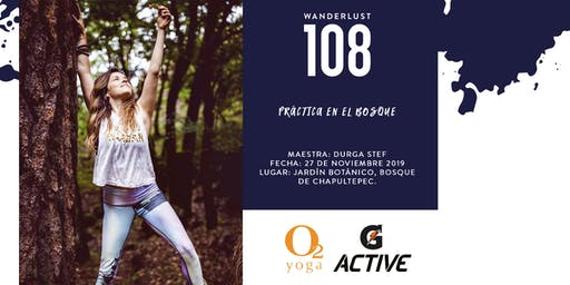 Warm-Up  Práctica en el Bosque  Sponsored By  G Active