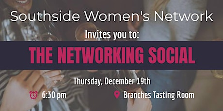 SWN December Networking Social - Western Branch tickets
