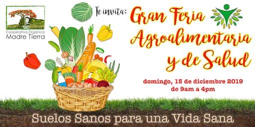 Gran Feria Agroalimentaria y de Salud
