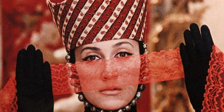 The Color of Pomegranates by Sergei Parajanov tickets