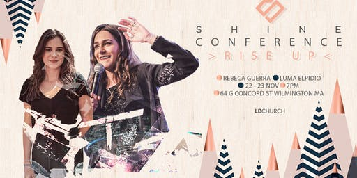 Shine Conference >Rise Up<