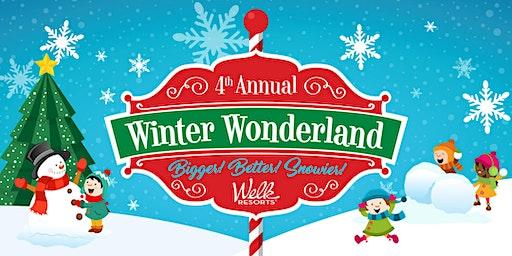 Welk Resorts' 4th Annual Winter Wonderland Celebration