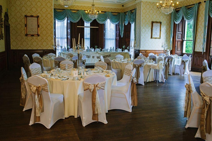 Alfreton Hall Spring Wedding Fayre image