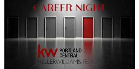 December Career Night tickets