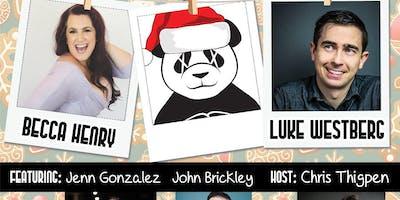 Dead Panda Comedy Night w/ Becca Henry & Luke Westberg