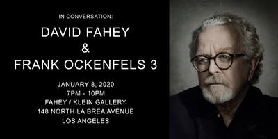 In Conversation: David Fahey & Frank Ockenfels 3